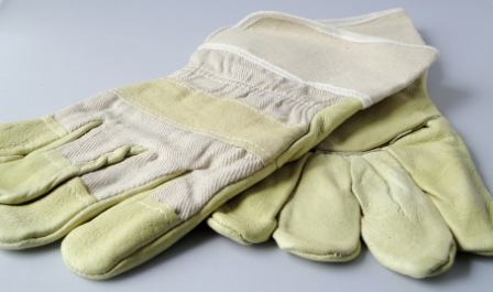 Handschuh Vollleder