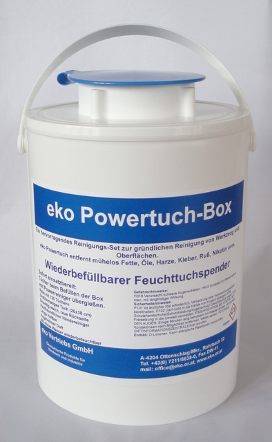 Powertuch Box